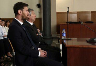 """Papá de Messi: """"Leo no sabía nada de estas sociedades. No leía los contratos"""""""