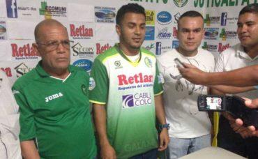 Juticalpa FC se sigue reforzando y contrata a Edwin León