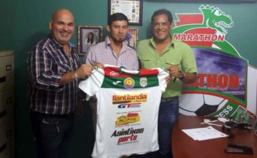 Rambo Rodríguez es nuevo jugador del Marathón