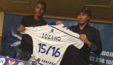 Choco Lozano seguirá rompiendo las redes con la camiseta del Tenerife