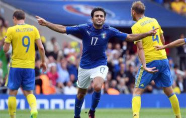 Italia se mete en octavos de final de la Eurocopa 2016