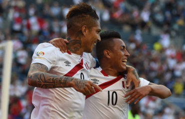 Guerrero guía a Perú en triunfo sobre Haití
