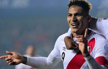 Paolo Guerrero, máximo goleador en actividad de la Copa América