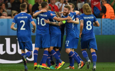 Islandia dejó fuera de la Eurocopa 2016 a Inglaterra