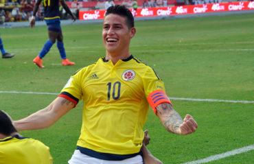 James Rodríguez y una chance de oro para brillar en Copa América Centenario