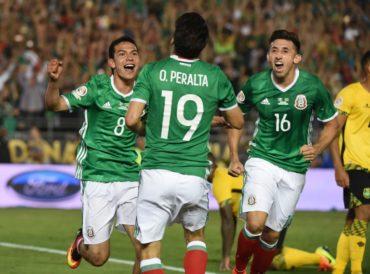 México vencio a Jamaica y también clasifica a cuartos de final