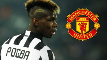 Pogba, al Manchester United por 120 millones de Euro