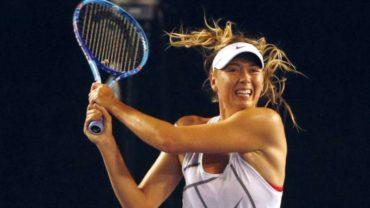 Sharapova no estará en los Juegos de Río 2016