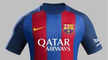 Oficial: Qatar Airways patrocinará al Barcelona un año más