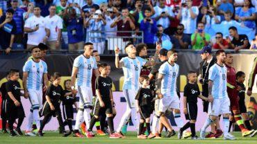 Argentina sigue encabezando el Ranking FIFA
