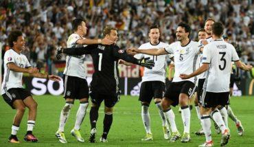 Alemania pasa a semifinales de la Eurocopa tras ganar por penales a Italia