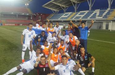 """La """"H"""" Sub-20 aseguró su pase al Premundial derrotando a Nicaragua"""