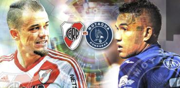 Motagua se apresta a disputar un choque de lujo ante River Plate