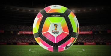 Presenta el Balón Oficial de la Liga de Campeones CONCACAF