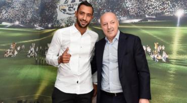 Benatia, nuevo fichaje de la Juventus