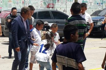 """Jorge Luis Pinto: """"Lastimosamente Kevin López no viajará a los Olímpicos por lesión"""""""