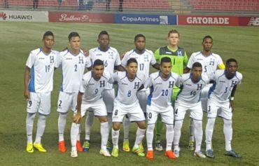 """La """"H"""" Sub-20 de Honduras aseguró su boleto al Premundial"""