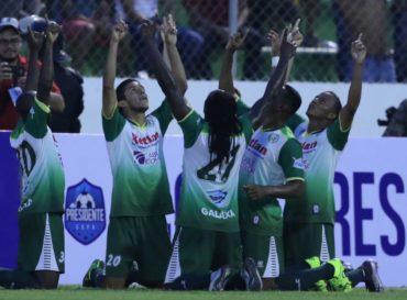 El Juticalpa FC vence al Real España y es campeón de la Copa Presidente