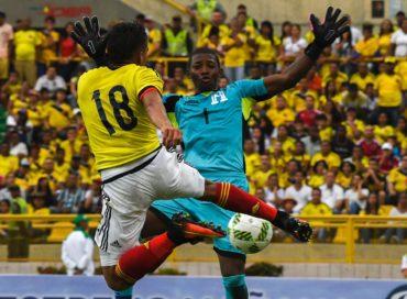 """La """"H"""" Sub-23 perdió ante Colombia en el último juego de preparación"""