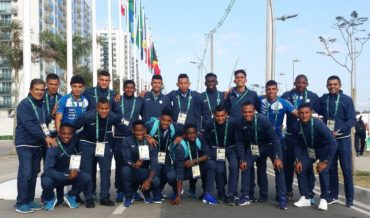 """La """"H"""" Sub-23 Olímpica ya esta en Río de Janeiro"""