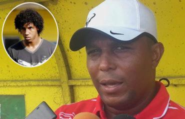 """Carlos Pavón: """"Si mi hijo quiere jugar se lo tiene que ganar con trabajo"""""""