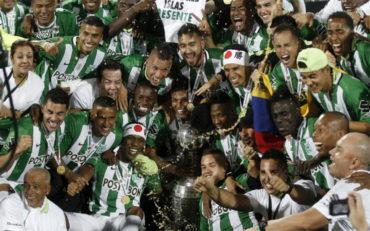 El Atlético Nacional, campeón de la Copa Libertadores
