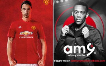 Ibra crea el primer conflicto en el Manchester United con Martial
