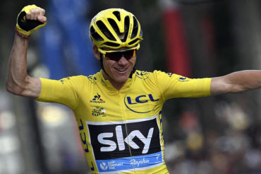 Froome refrendó corona del Tour de Francia