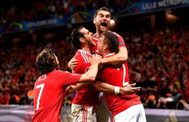 Gales avanzó a Semifinales; eliminó a Bélgica