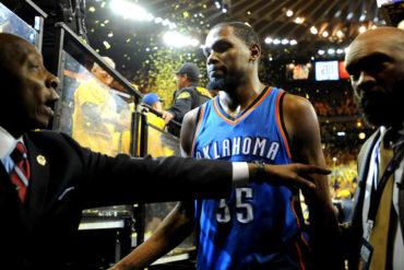 Con llegada de Durant, Warriors favoritos al título NBA
