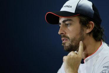 Fernando Alonso, con mejora en su motor para siguiente GP