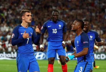Francia vence a Alemania y va por su tercer título de Europa
