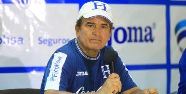 """Jorge Luis Pinto: """"No se si gane, pero va ser jodido que me ganen"""""""