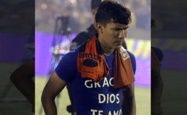 """Kevin López: """"Solo Dios conoce mi camino, tengo la fe que abrirás más puertas"""""""