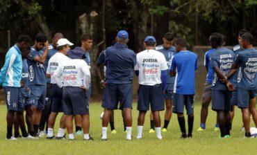 La Selección Sub-23 de Honduras Olímpica no la está pasando nada bien