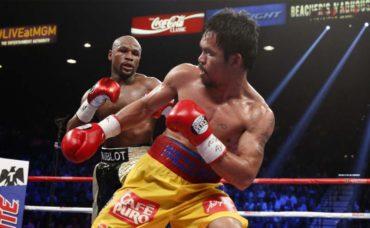 Boxeador Manny Pacquiao planea volver a pelear este año en Las Vegas
