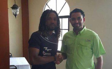 Tico Roy Smith, nuevo refuerzo del Honduras Progreso