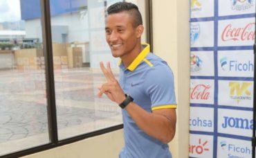 """Luis Garrido: """"Muy agradecido con Motagua, pero soy profesional y tengo que volver al Olimpia"""""""