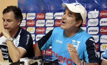 """Jorge Luis Pinto: """"Estamos felizmente trabajando con la Selección Sub-23"""""""
