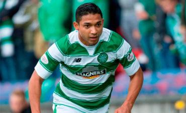Emilio Izaguirre sigue demostrando que esta para ser titular en el Celtic