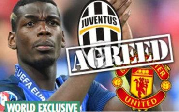 El Manchester United cierra el fichaje de Paul Pogba