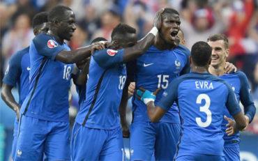 Francia terminó con el cuento de hadas de Islandia
