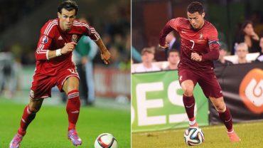 Bale y CR7 compañeros en el Real, cara a cara en semifinal de la Eurocopa