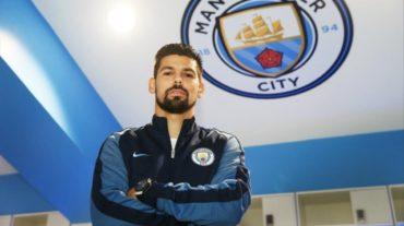 El Manchester City hace oficial el fichaje de Nolito