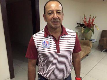 Osman Madrid, dijo que sí aceptaría la Presidencia de Fenafuth