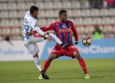 Olimpia debuta con derrota ante Pachuca en la Liga de Campeones