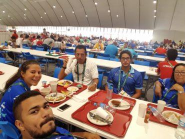 Hasta hoy serán juramentados todos los atletas hondureños en Río