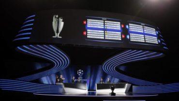 Barcelona y Real Madrid, cabezas de serie en el sorteo de primera fase de la Champions
