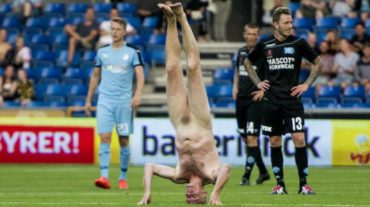 Escándalo en Dinamarca: Lars Elstrup, exdelantero de fútbol, ha vuelto a ser protagonista