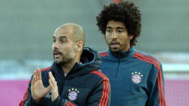 Dante criticó a su ex-entrenador en el Bayern Pep Guardiola